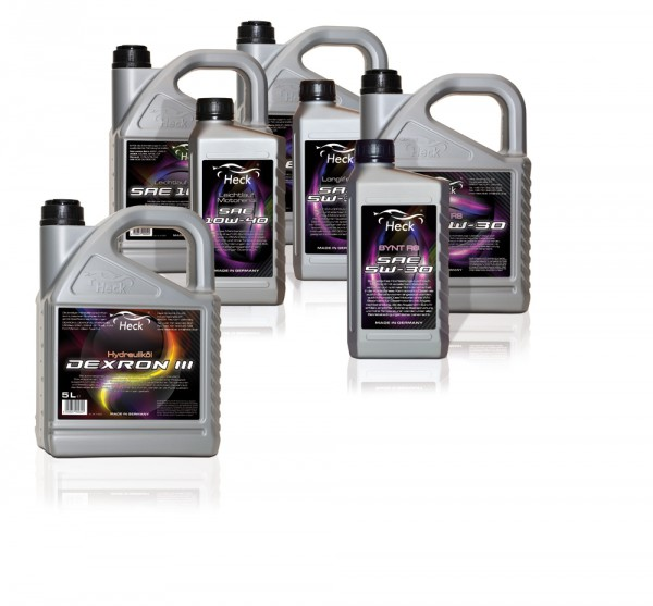 Heck® PD SAE 5W- 40