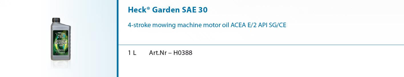 Heck-R-Garden-SAE-30