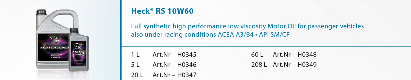Heck-R-RS-10W60