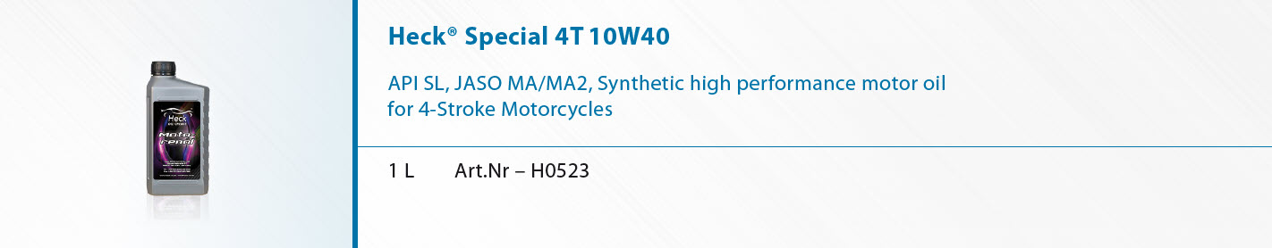 Heck-R-Special-4T-10W-40