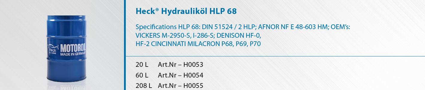 Heck-R-Hydraulik-l-HLP-68