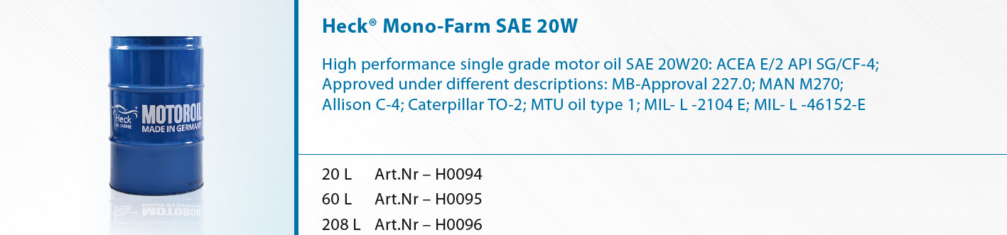 Heck-R-Mono-Farm-SAE-20W