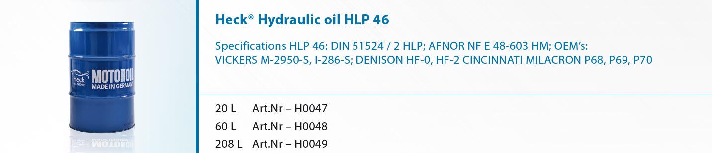 Heck-R-Hydraulik-l-HLP-46