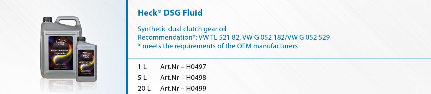 Heck-R-DSG-Fluid